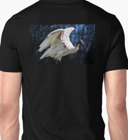 australian white ibis (detail) T-Shirt