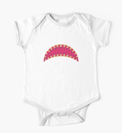 Pencil toothed shark mouth Kids Clothes