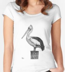 Pelican Women's Fitted Scoop T-Shirt