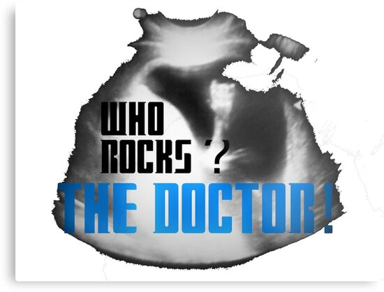 Who rocks? The Doctor! by DarkMina
