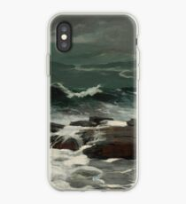Winslow Homer, Summer Squall,  iPhone Case