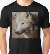 From the North - Arctic Wolf Unisex T-Shirt