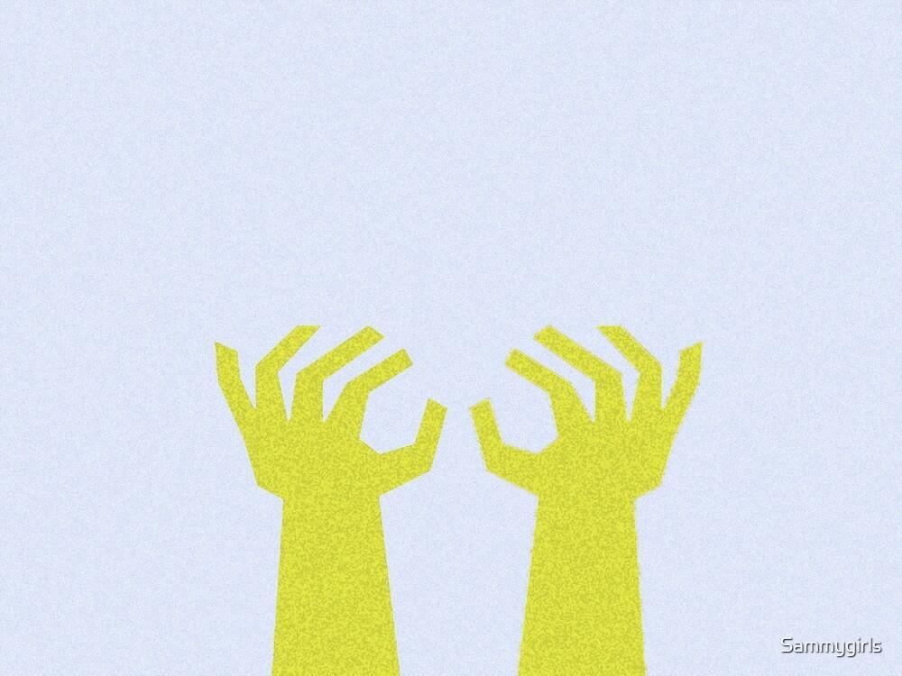 Creepy Hands  by Sammygirls
