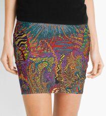 Tropical Dawn Mini Skirt