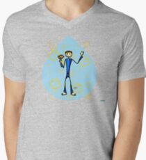 Admirer Mens V-Neck T-Shirt
