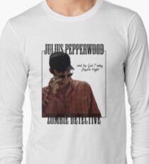 JULIUS PAPPERWOOD ZOMBIE DECTECTIVE T-Shirt