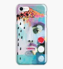 The rain in Spain rains mainly in my brain iPhone Case/Skin