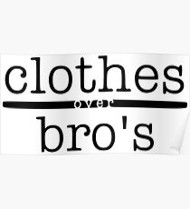 One tree hill- Clothes over bro's Poster