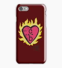 One tree hill- Burning Heart iPhone Case/Skin