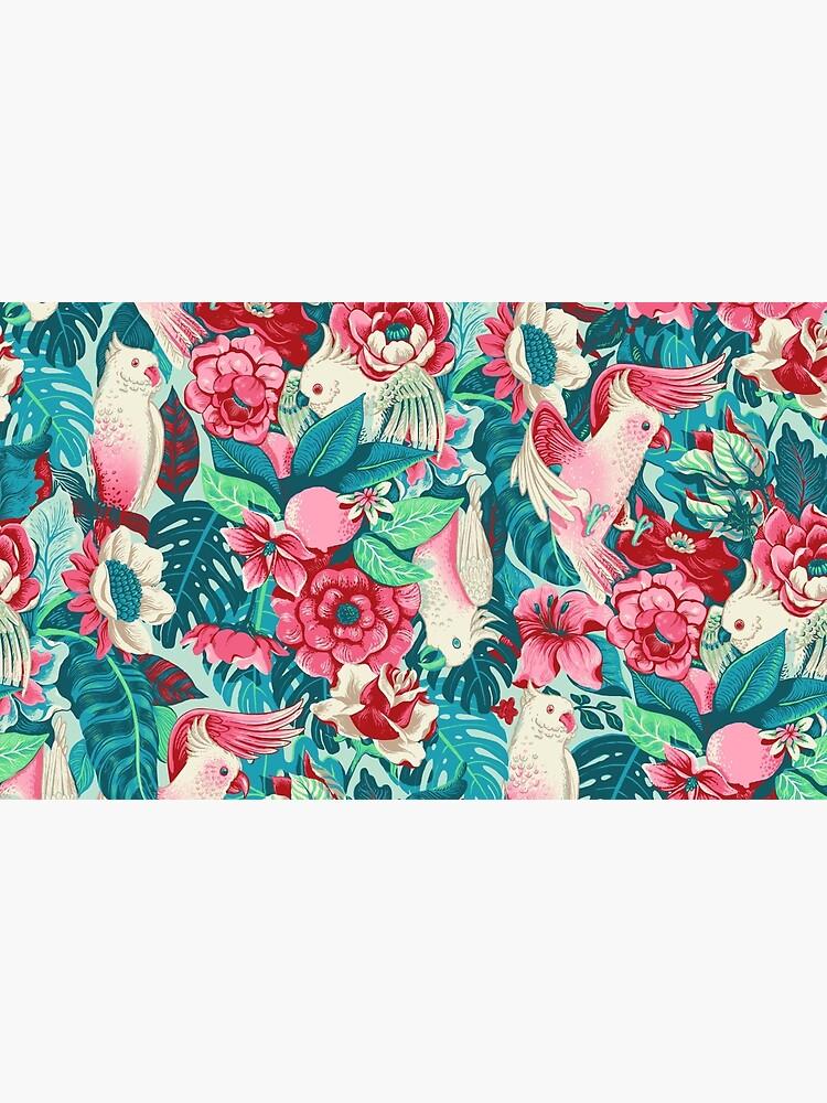 Florida Tapestry - daytime version by celandinestern