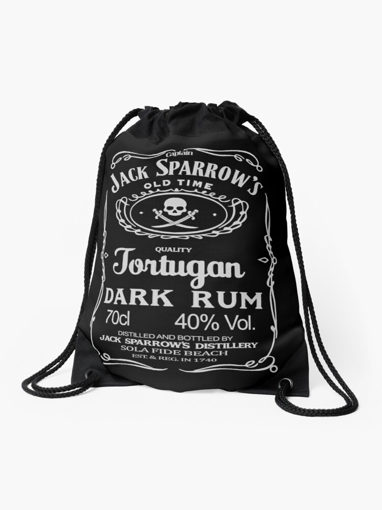 mejor baratas d0989 f3e04 Ron oscuro del Gorrión Jack Gorrión | Mochila saco