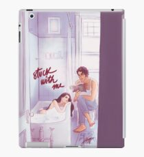 Stuck With Me iPad Case/Skin
