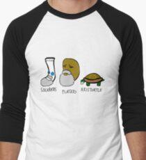 Philostuffers Men's Baseball ¾ T-Shirt