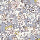The Garden Party - jasmine tea version by Lidija Paradinovic Nagulov