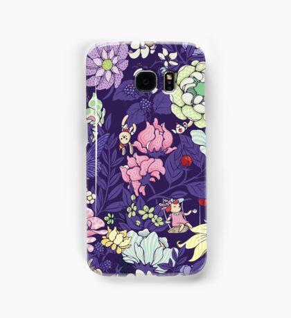 The Garden Party - blueberry tea version Samsung Galaxy Case/Skin