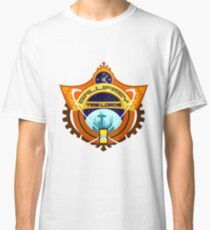 Gallifrey Timelords Sports Logo Classic T-Shirt