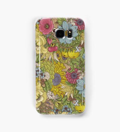 The Wild Side - Spring Samsung Galaxy Case/Skin