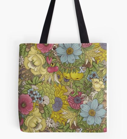 The Wild Side - Spring Tote Bag