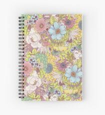 The Wild Side - Summer Spiral Notebook