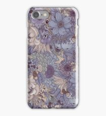 The Wild Side - Lavender Ice iPhone Case/Skin