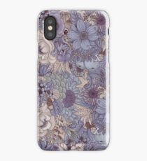 The Wild Side - Lavender Ice iPhone Case