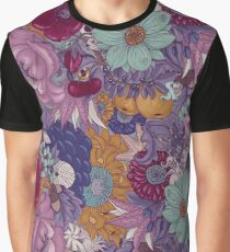 The Wild Side - Winter Graphic T-Shirt