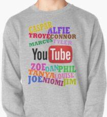 YOUTUBE-STERNE Sweatshirt