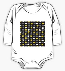 Textured Brush Stroke Kids Clothes