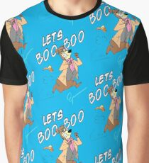 Lets Boo Boo Graphic T-Shirt