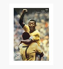 Pele Photographic Print