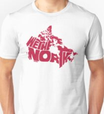 We The North (Red) T-Shirt