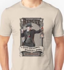 Rescue OR, Royer Goldhawk's Remarkable Journal Unisex T-Shirt