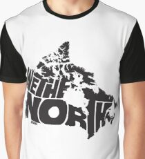 We The North (Black) Graphic T-Shirt