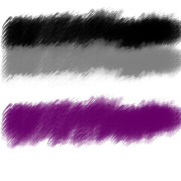 Ace Pride Flag by merlinemrys