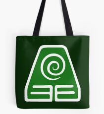 Earthbender Tote Bag