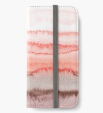 WITHIN THE TIDES CORAL DAWN iPhone Wallet