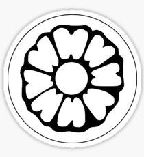 Order of the White Lotus Sticker