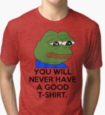 Feels Bad Man Tri-blend T-Shirt