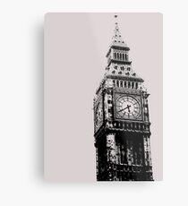 Big Ben - Palace of Westminster, London Metal Print