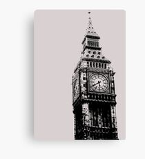 Big Ben - Palace of Westminster, London Canvas Print