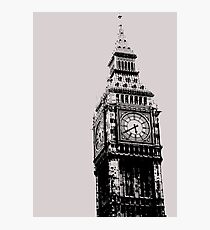 Big Ben - Palace of Westminster, London Photographic Print