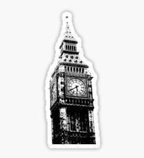Big Ben - Palace of Westminster, London Sticker
