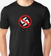 Nazi Punks Fuck Off! Unisex T-Shirt
