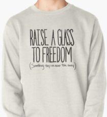 Raise A Glass Pullover
