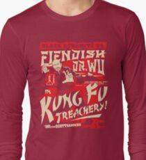 Black Dynamite vs. Fiendish Dr. Wu T-Shirt