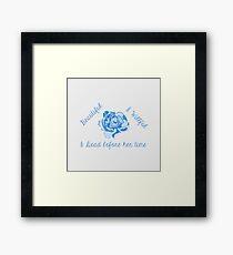 Lyanna Stark Framed Print