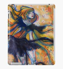 Ribbon Lady iPad Case/Skin