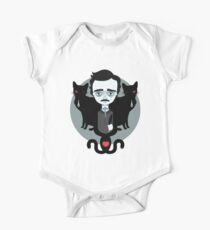Edgar Allan Poe One Piece - Short Sleeve