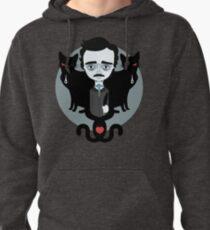 Edgar Allan Poe Pullover Hoodie
