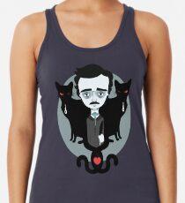 Edgar Allan Poe Tanktop für Frauen